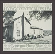 Living Country Blues Usa Vol. 8 - Lonesome Home Blues