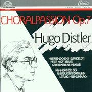 Hugo Distler: Choralpassion Op. 7