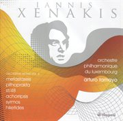 Iannis Xenakis: Orchestral Works Vol.5