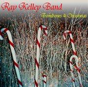 Trombones 4 christmas cover image