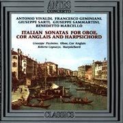 Italian Sonatas for Oboe, Cor Anglais and Harpsichord