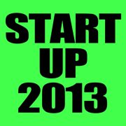 Start up 2013 cover image