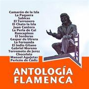 Antologa̕ flamenca