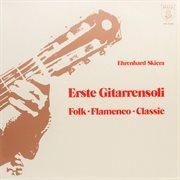 Erste Gitarrensoli - Folk, Flamenco, Classic, Teil 1