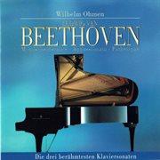 Beethoven: Mondscheinsonate, Appassionata, Pathetique