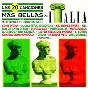 Las 20 canciones ms̀ bellas de italia