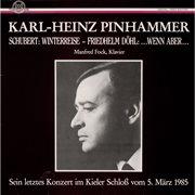 Schubert: Winterreise, D. 911 [teil 2] - Döhl: 9 Fragmente Nach Hölderlin