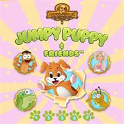 Jumpy Puppy - the First Five Stories