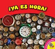 ¡Ya es hora! cover image