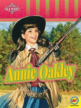 Cover image for Annie Oakley