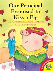Our principal promised to kiss a pig cover image