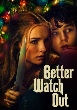 Better Watch Out image cover