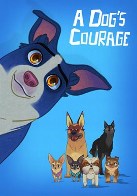 A Dog's Courage cover