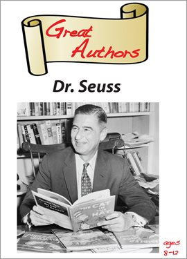 Cover image for Dr. Seuss