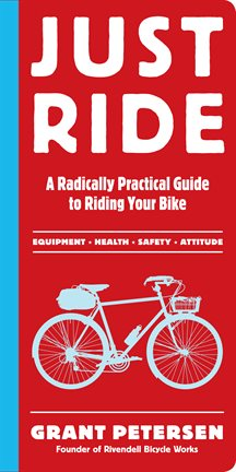 Cover image for Just Ride