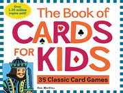 The book of cards for kids cover image