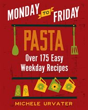Monday-to-friday pasta cover image