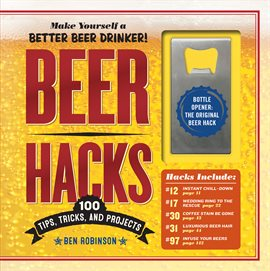 Cover image for Beer Hacks