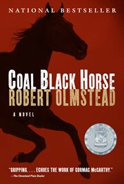 Coal black horse cover image