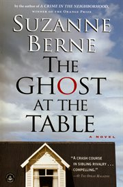 The ghost at the table: a novel cover image