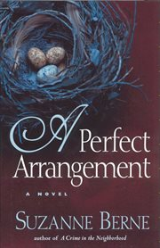 A perfect arrangement: a novel cover image