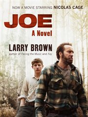 Joe: a novel cover image