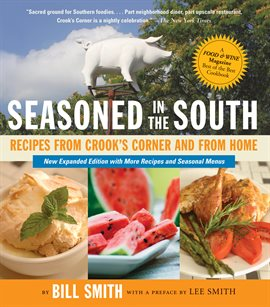 Cover image for Seasoned in the South