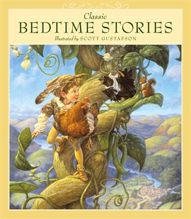 Cover image for Classic Bedtime Stories