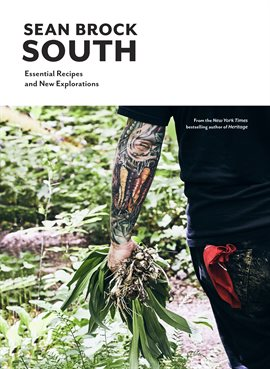 Cover image for Sean Brock's South