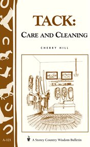 Tack: care and cleaning cover image