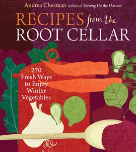 Cover image for Recipes from the Root Cellar