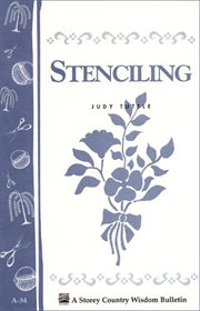 Stenciling cover image