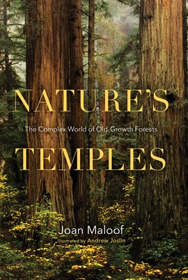 Nature's Temples Book Cover