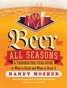 Cover image for Beer for All Seasons