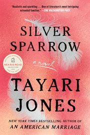 Silver sparrow: a novel cover image