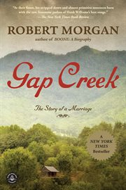Gap Creek : a novel cover image