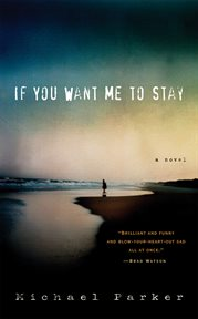 If you want me to stay cover image