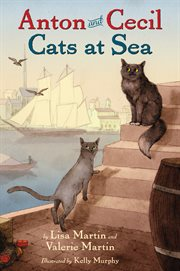 Anton and Cecil: cats at sea cover image