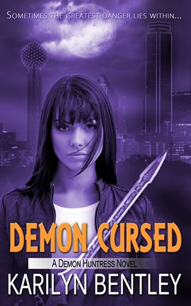 Cover image for Demon Cursed