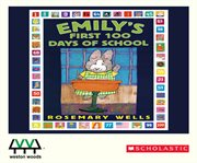 Emily's first 100 days of school cover image