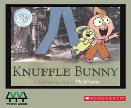Cover image for Knuffle Bunny:
