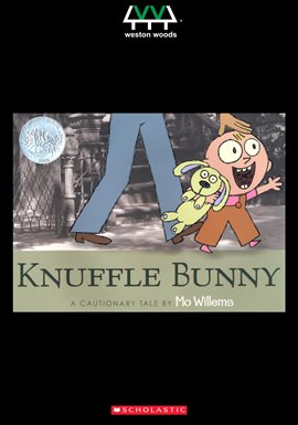 Knuffle Bunny: A Cautionary Tale, book cover