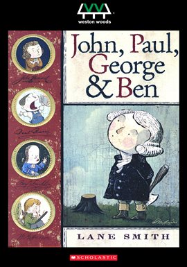 Cover image for John, Paul, George & Ben