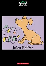 Bark, George Book Cover