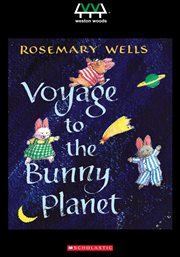 Voyage to the Bunny Planet cover image