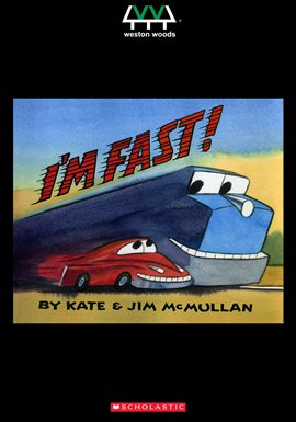 Cover image for I'm Fast!