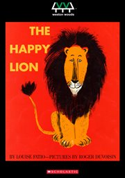 The Happy lion cover image