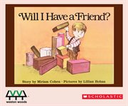 Will I have a friend? cover image