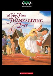 The Very First Thanksgiving Day Book Cover