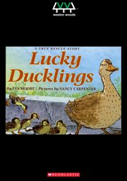 Lucky ducklings cover image